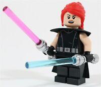 LEGO STAR WARS MARA JADE MINIFIGURE SKYWALKER LEGENDS - MADE OF GENUINE LEGO