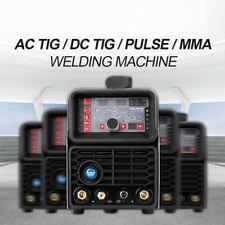 4 In 1 Welding Machine Intelligent 220v Acdc Tig Welder For Hot Cold Pulse Spot