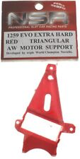NSR 801259 TRIANGULAR AW Motor Support EXTRA HARD RED