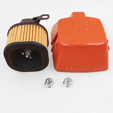 Top HD Air Filter Cover Kit Fits For Husqvarna362 Special 371 372 XP XPW Replace