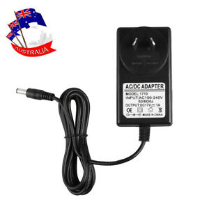 17V 1A 5.5mmx2.5mm Positive Center AC to DC Power Supply Adapter Charger AU plug