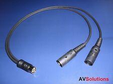 'Y' Adaptor/Splitter for Bang & Olufsen B&O BeoLab PowerLink Mk3 (0.5 Metre)