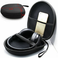 Headphone Headset Carrying Case Storage Bag Pouches Holder For Sony Earphone  D