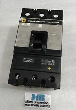 "Kal36070 Square D 3Pole 70Amp 600V Circuit Breaker ""2 Year Warranty"""