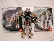 EXO TOA Lego Bionicle set 8557 2002 exo-toa Titan Huge complete instructions