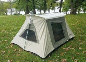 Kodiak Canvas 8.5 x 6 ft Flex Bow 2 Person VX Tent - 6086