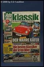 Auto Bild Klassik 3/07 VW Käfer Fiat 500 Goggo TS 250
