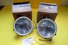 Citroen ID DS, SEV Marchal 157778222 IODE head lights. NOS