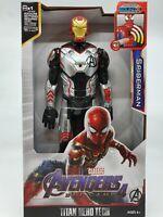 Ironman Avengers: End Game Titan Hero Power Iron man figure toy AU 30cm tall Sou