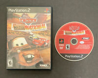 Cars Mater-National Championship - PlayStation 2 - Tested