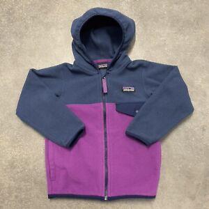 Patagonia Synchilla Fleece Jacket 3T Toddler Baby