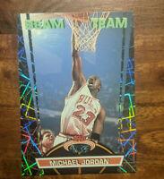 1992-93 Michael Jordan Topps Stadium Club Beam Team MEMBERS ONLY! #1 PSA HOT!!!