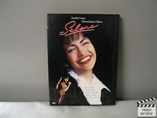 Selena (DVD, 1997) Jennifer Lopez Edward James Olmos