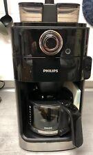 PhilipHD7769 Filter-Kaffeemaschine für zwei Kaffeesorten mit Automatikfunktionen