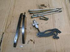 YAMAHA KODIAK YFM400 YFM 400 1995 cam chain tensioner guides head bolts
