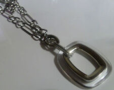 Fossil Stainless Steel Chain Costume Necklaces & Pendants