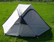 2 Person Lightweight Tent - Backpacking Tent - 3 Season Camping - GREY 2.67kg