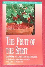 Fisherman Bible Studyguide: The Fruit of the Spirit by Stuart Brisco (Paperback)
