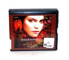 BOOK/AUDIOBOOK CD Age 12+ Lauren Oliver Fiction PANDEMONIUM