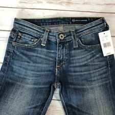 Adriano Goldschmied AG Bootcut Jeans Women Size 24R NEW Authentic