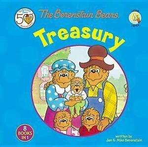 Berenstain Bears Treasury by Berenstain, Jan; Berenstain, Mike
