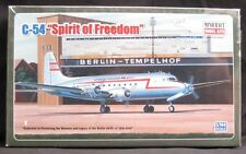 Minicraft 1:144 Scale C-54 'Spirit of Freedom' Model Kit # 14523 NIB (SEALED)