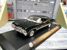 CHEVROLET Impala Sport Sedan Supernatural TV Serie Filmauto Greenlight 1:43