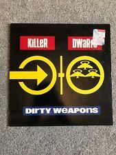 "Killer Dwarfs 'Dirty Weapons' American RockHeavy Metal12"" vinyl LP 1990"