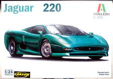 Italeri 3631 1991 Jaguar XJ 220 1:24 wieder neu 2021