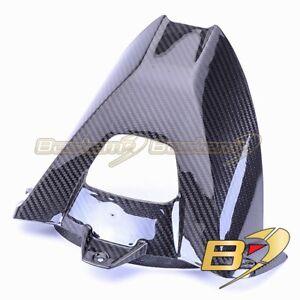 2009-2019 BMW S1000RR Rear Hugger Mud Guard Fender Carbon Fiber Twill Weave