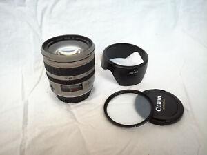 Canon EF 24-85mm f/3.5-4.5 USM Silver  ( +Hood +UV filter)