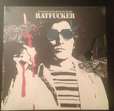 ARMAND SCHAUBROECK STEALS Ratfucker LP Sealed original