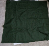 Genuine Unissued Large Cotton Swedish Military Surplus Bandana