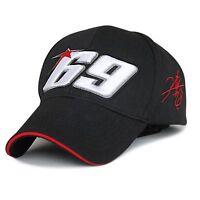 Moto Gp Baseball Cap 69 Race Nicky Hayden Same Paragraph Snapback Hats MOTO Bone