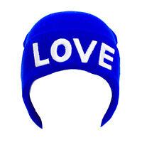 Sombrero unisex hombre mujer LOVE gorro gorra cálido de invierno nuevo MZ1761007