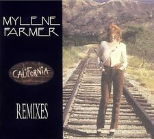 Mylène Farmer Maxi CD California (Remixes) - Digipak - France (M/M - Scellé /