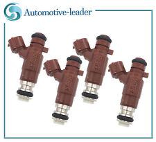 4Pcs Fuel injectors FBJB100 For Nissan Sentra 2000-2003 1.8L QG18DE