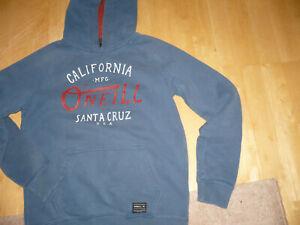 O Neill Jungen Sweatshirt, Hoodie Gr. 164 blau