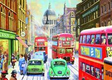 NUOVO! Falcon De Luxe NEVE nella città di Londra con Kevin Walsh Puzzle 1000 PEZZI