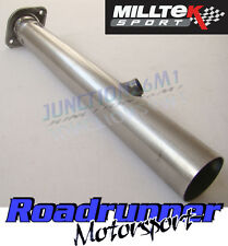 Milltek Renault Clio 182 De-Cat Pipe Stainless Steel DeCat Exhaust New MSRN105