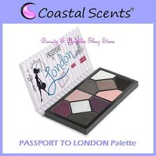 NEW Coastal Scents PASSPORT TO LONDON Eye Shadow Compact Palette FREE SHIPPING