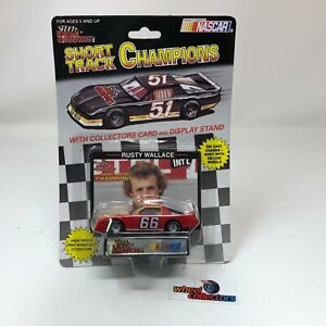 #4111  Rusty Wallace #66 * Racing Champions Nascar * ZA1