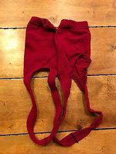 Philadelphia Phillies Bobby Wine Game Used Maroon Stirrups Socks Loa 1980'S
