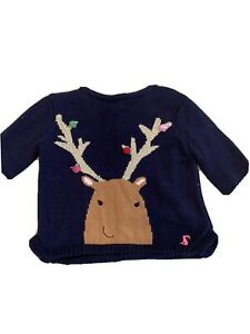 Joules Christmas Jumper 1yr