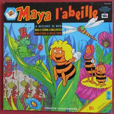 MAYA L'ABEILLE  LP ORIG FR   PETIT MENESTREL