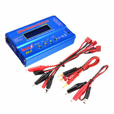 iMAX B6 Lipo NiMh Li-ion Ni-Cd RC Battery Balance Digital Charger DischargerXH