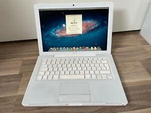 Apple Macbook 2007 - A1181 - White - 2GHZ Core 2 Duo - 4GB RAM - 120GB SSD