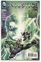 Injustice Gods Among Us Year Two 3 DC 2014 NM Superman Batman Green Lantern