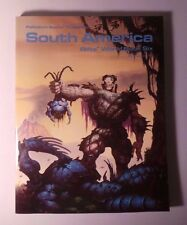 South America by Kevin Siembieda, Palladium, Rifts #814 World Book Six USED (LN)