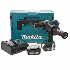 Makita taladro de Batería 18V Dhp458rmj DHP 458 Rmj 4 0ah Bhp458 Rfj RFE